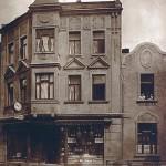 Erstes Geschäft Otto Dietsch