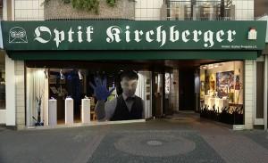 Optik Kirchberger Fassade